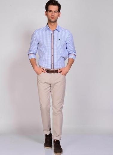 North Of Navy Klasik Pantolon Taş